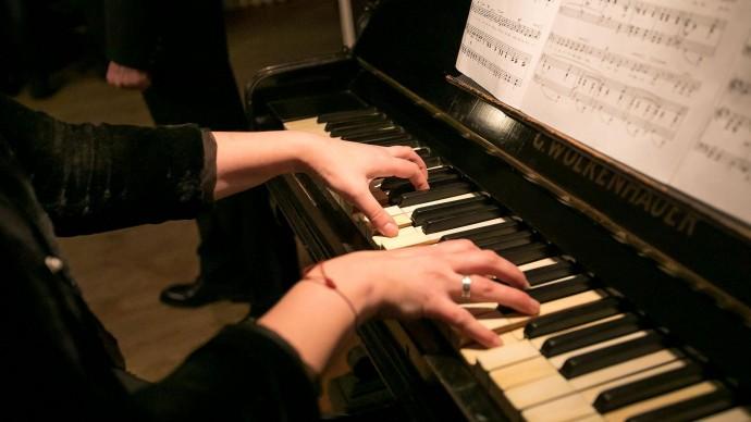 В Центральном доме архитектора состоится концерт импровизаций на фортепиано