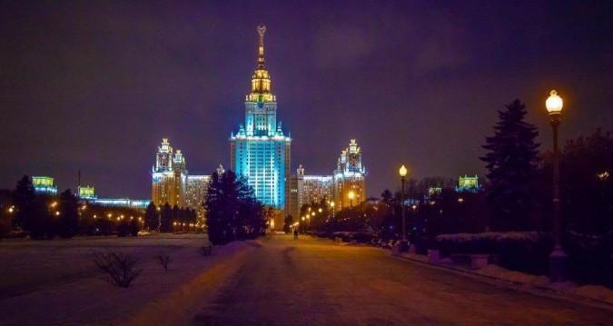 Москва присоединится к «Часу Земли» в конце марта