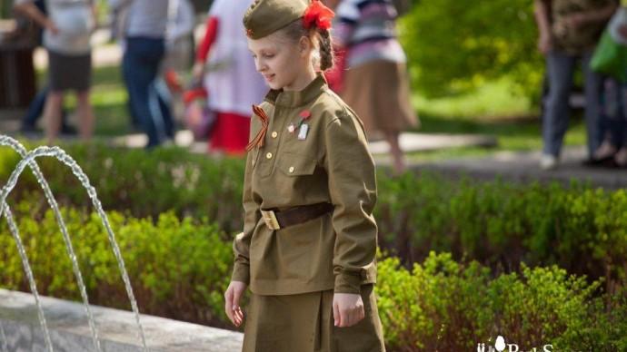 Половина россиян примет участие в торжественных мероприятиях на День Победы