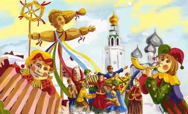 В Петергофе отпразднуют Масленицу