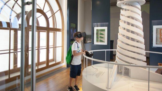 Первокурсники смогут бесплатно ходить в Музей Парка Горького