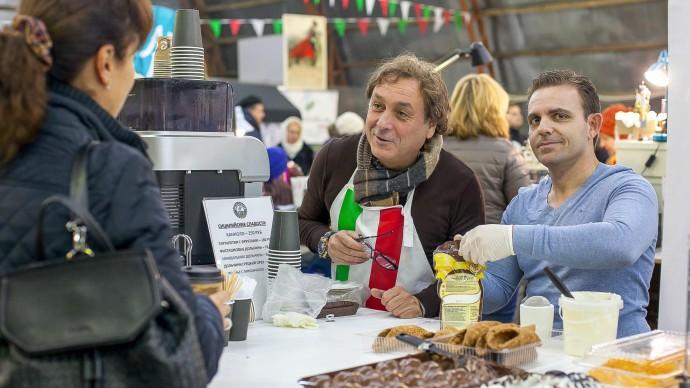 В саду «Эрмитаж» проведут фестиваль Италии