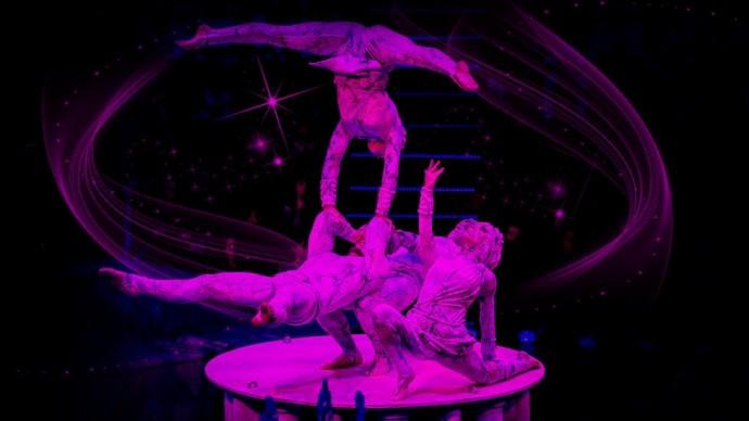 «Цирк нашего детства» в парке «Сказка»