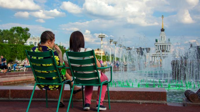 Фестиваль «Моя Москва» на ВДНХ