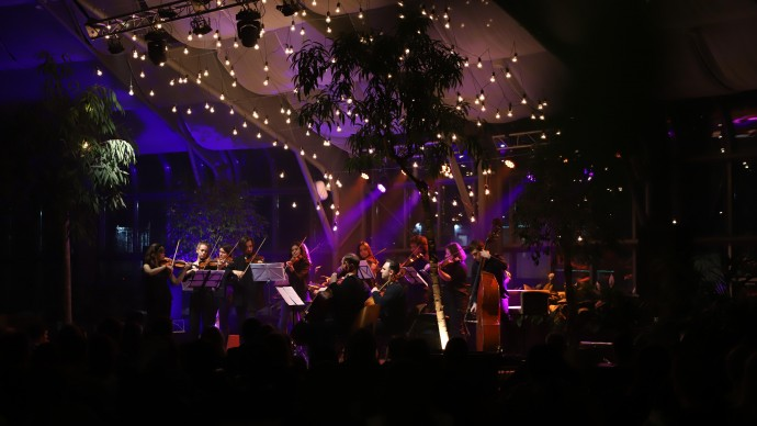 В зимнем саду на ВДНХ пройдёт праздничный концерт в честь 100-летия Астора Пьяццоллы