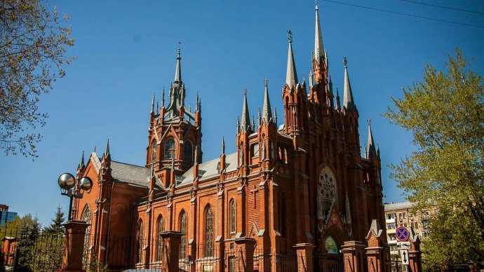 В костеле на Малой Грузинской пройдет концерт «Летний вечер в соборе»
