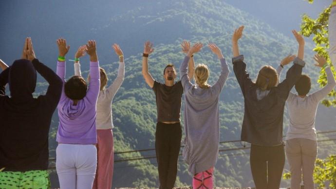 В горах пройдет фестиваль йоги