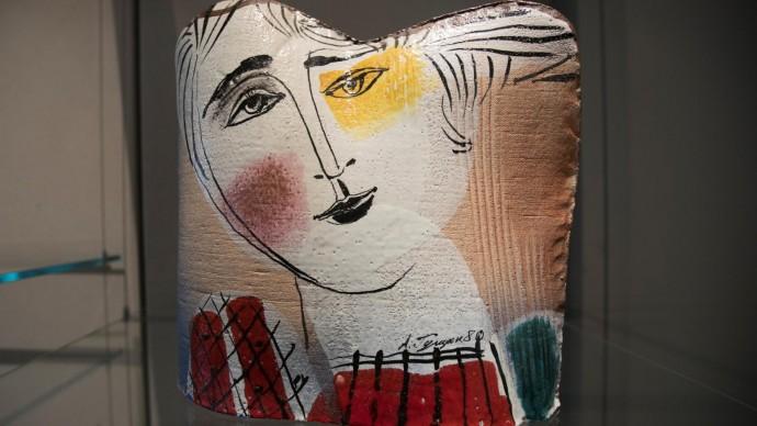 Выставка керамики «Тень женщины» в «Царицыне»