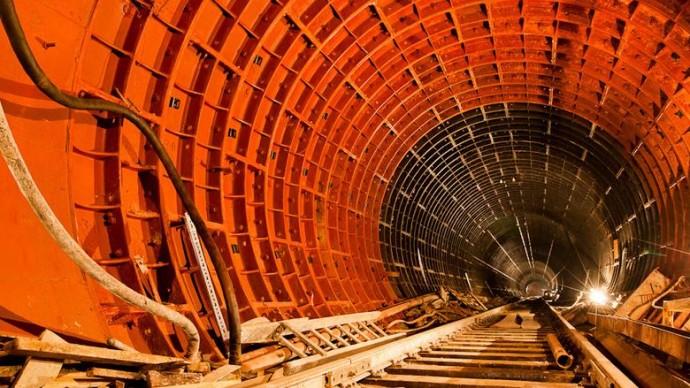 Салатовую ветку московского метро продлят на три станции к 2022 году