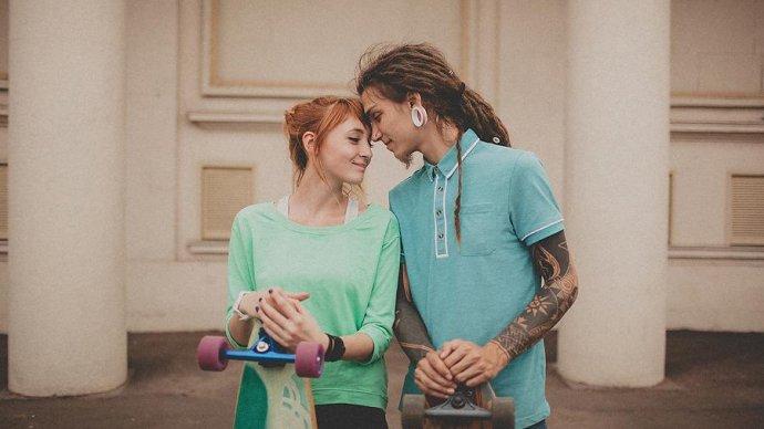 В Парке Горького появится интерактивная стена с признаниями в любви