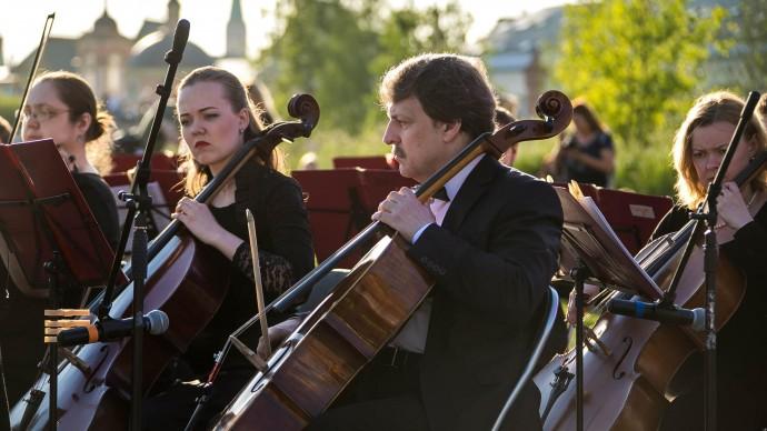 Итальянскую музыку исполнят на «Вечере в Сорренто» в Парке Горького