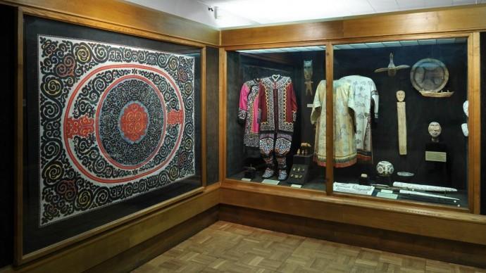 Экспозиция «Искусство Востока»
