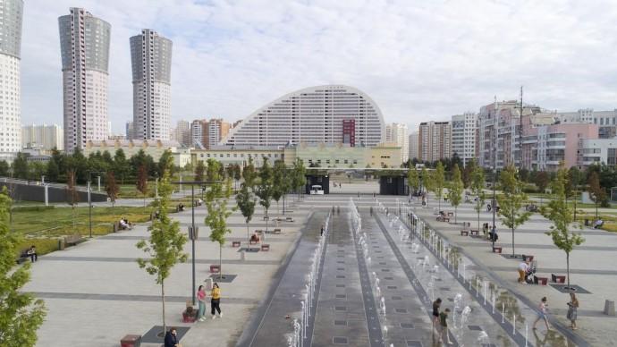 День города в парке «Ходынское поле»