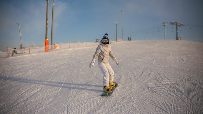 Горнолыжный сезон в Сочи откроется 14 декабря