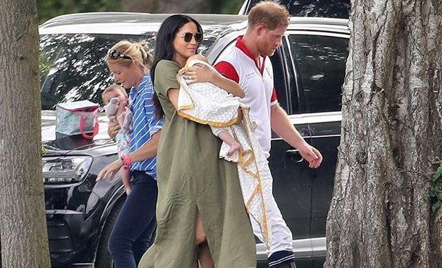 Принц Гарри и Меган Маркл не планируют заводить больше двух детей из-за проблем с экологией