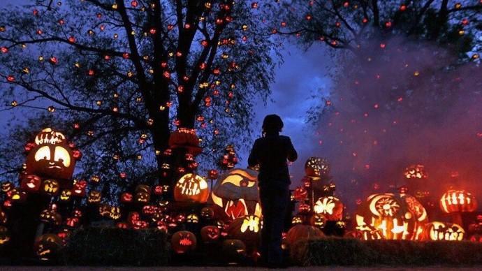 В парке им. Бабушкина в Санкт-Петербурге устроят городской праздник Хэллоуина