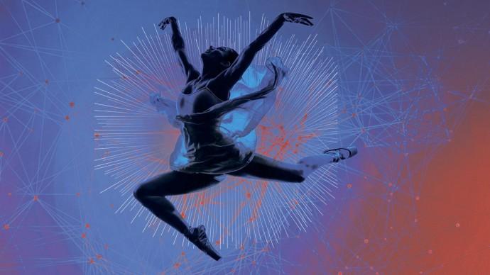 Шоу «Балет под звездами» в Планетарии №1