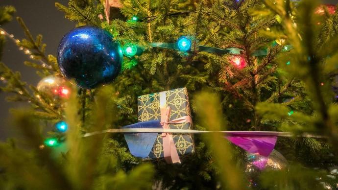 На «Фактории» устроят новогоднюю ярмарку