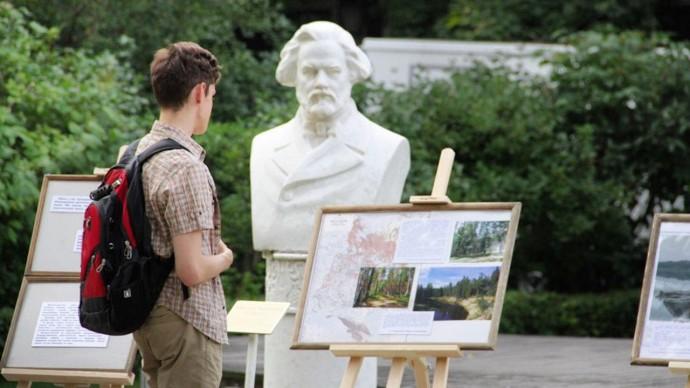 В саду «Эрмитаж» проведут литературно-экологический фестиваль