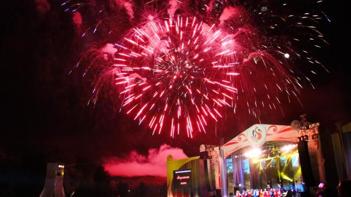 Фестиваль «Русское поле» в «Коломенском»