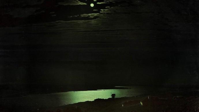 Выставка Архипа Куинджи в Третьяковской галерее
