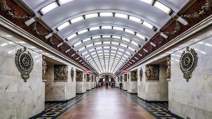9 мая метро будет работать круглосуточно