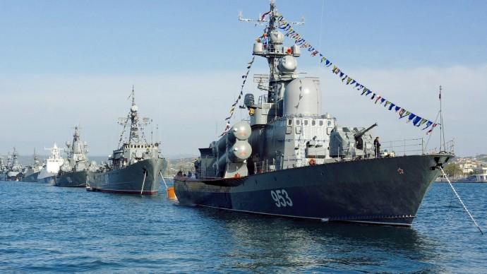 В Санкт-Петербурге отметят День ВМФ