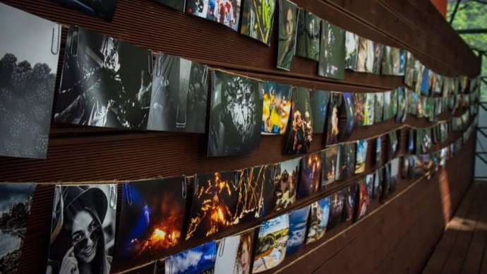 В парке «Фили» пройдет выставка «Фотосушилка»