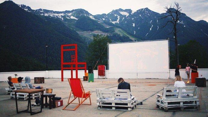 На курорте «Роза Хутор» пройдет стрит-арт уикенд