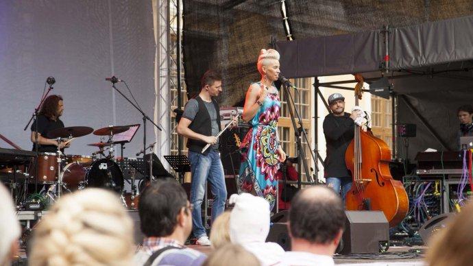 Варвара Визбор даст на ВДНХ концерт под открытым небом