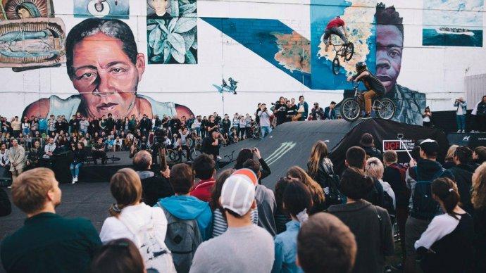 В Москве и Питере устроят фестиваль уличной культуры