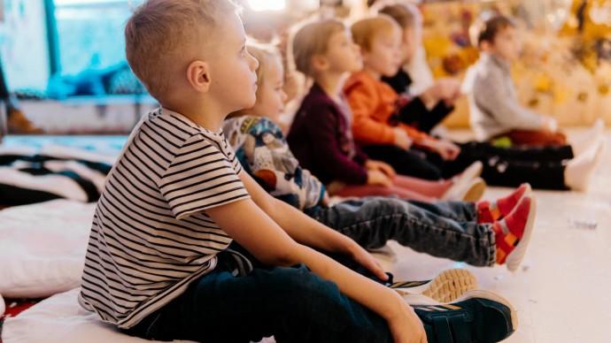 В Зеленой школе Парка Горького устроят детский спектакль