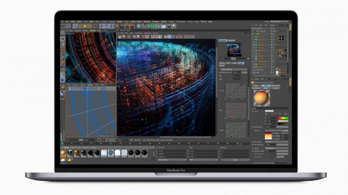 Компания Apple представила новый MacBook Pro