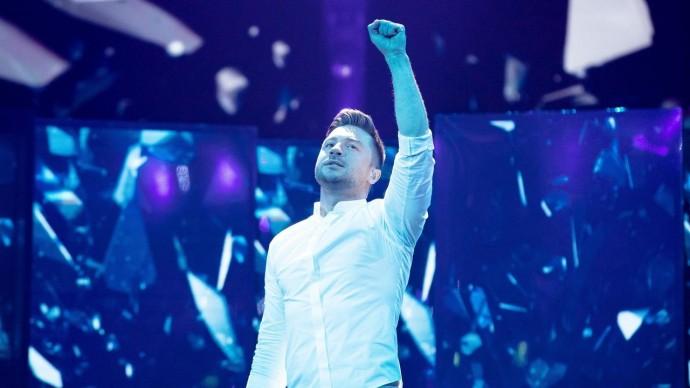 В Тель-Авиве дали официальный старт «Евровидению»