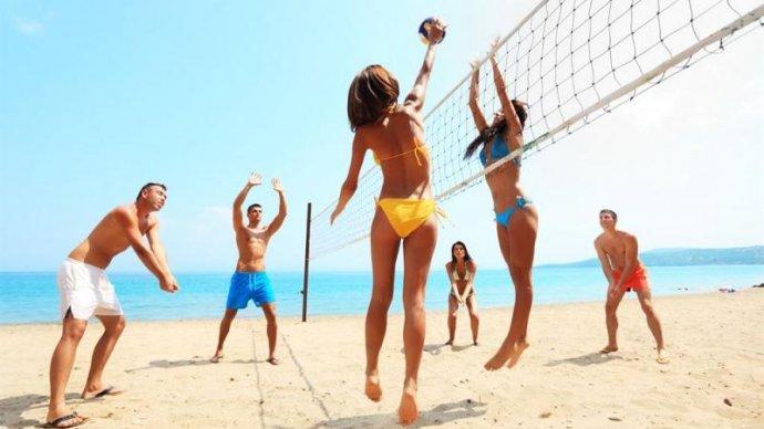 В «Кузьминках» пройдет турнир по пляжному волейболу