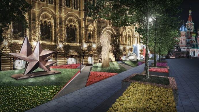 На Красной площади откроется выставка российского паблик-арта