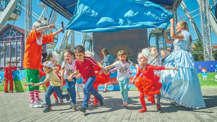 Семейный парк Skazka отметит день рождения 10 июня