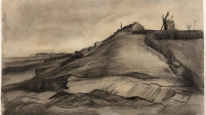 В Нидерландах обнаружили ранее неизвестные работы Ван Гога
