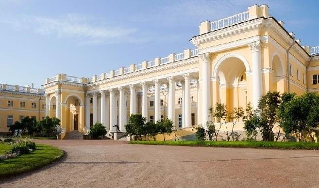 Александровский дворец в Пушкине готовят к реконструкции