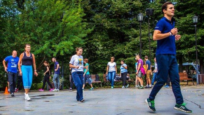 В Москве появятся новые площадки для тренировок на свежем воздухе