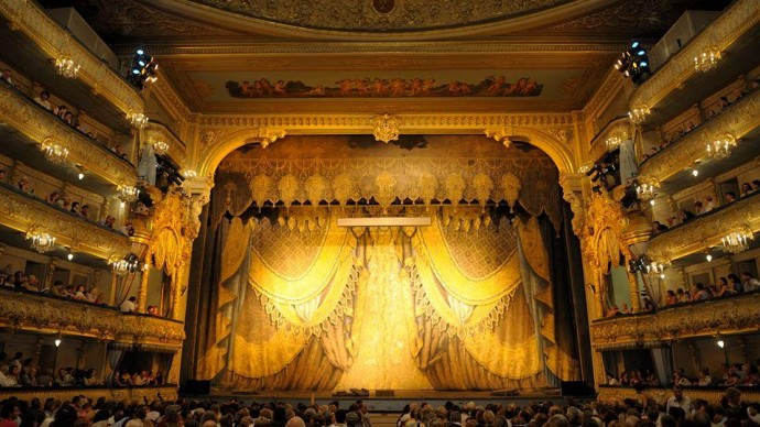Мариинский театр проводит фестиваль Римского-Корсакова