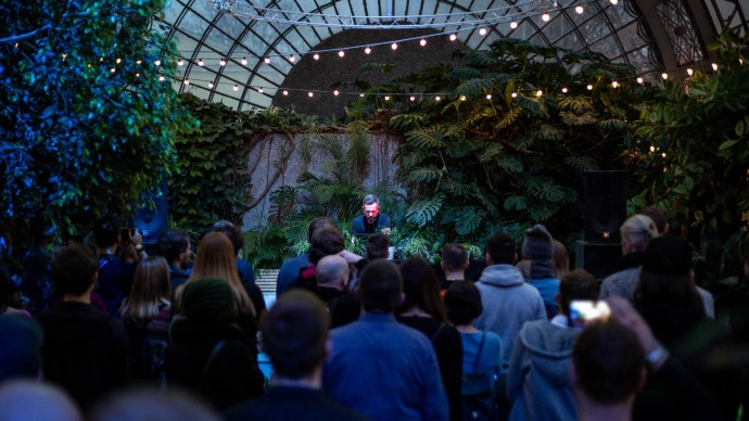 Оранжереи Таврического сада могут передать Ginza Project