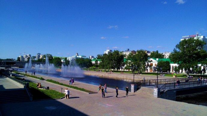 В Екатеринбурге отметят День Исети