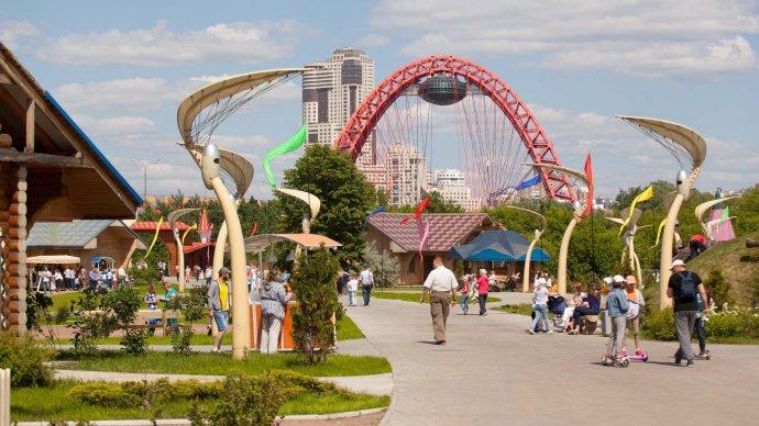 В парке «Сказка» построят самую длинную в Москве детскую железную дорогу