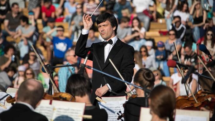 Мариинский театр проведет серию бесплатных концертов