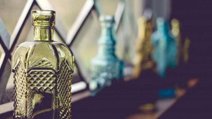 О старинных пивных бутылках и этикетках расскажут на Елагином острове