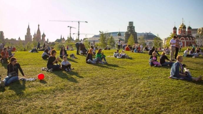Москвичи смогут выбрать летнюю программу для парков