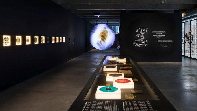 В музее «Гараж» завершается «Музыка на костях»