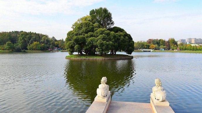 В парке «Царицыно» появится причал в духе Екатерины II