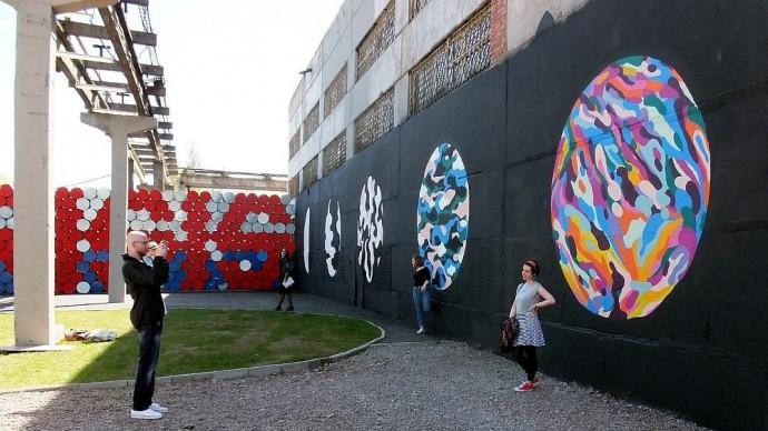 Музей стрит-арта в Санкт-Петербурге запустил экскурсии для детей